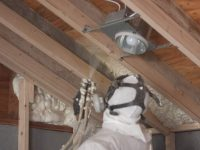 spray foam insulation in NY
