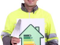 Builder with a plan to save energy