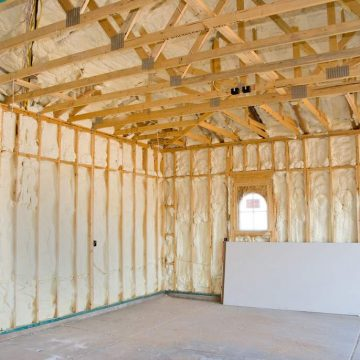 The Benefits of Spray Foam Insulation